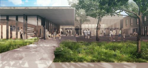 The project will see the development of new experiences, programmes and educational offerings / Architecture Research Office