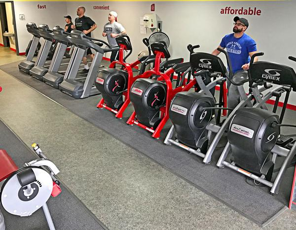 New entrant to the franchising market, Snap Fitness is pushing for 250 clubs