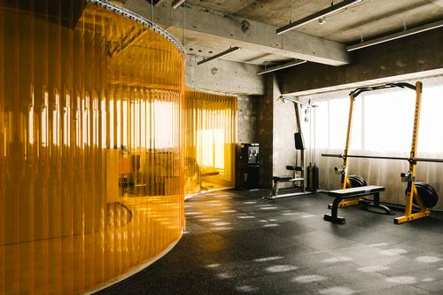 Cell Tokyo is so-called for its focus on conditioning from the cellular level / Toshiyuki Udagawa