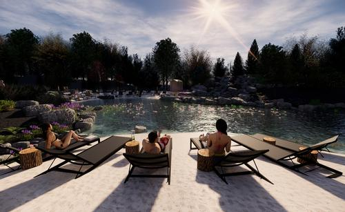 The brand's two existing spas in Canada draw 415,000 visitors a year