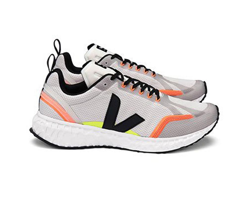 The Condor training shoes are made from 53 per cent recycled and renewable materials