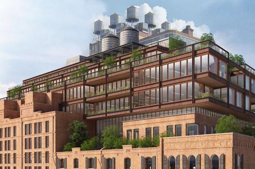 COOKFOX describe the building as