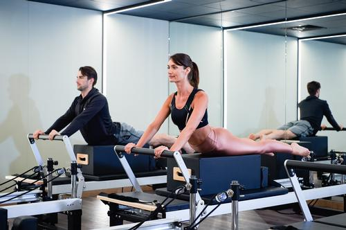 Its two Reformer Pilates studios have been renovated