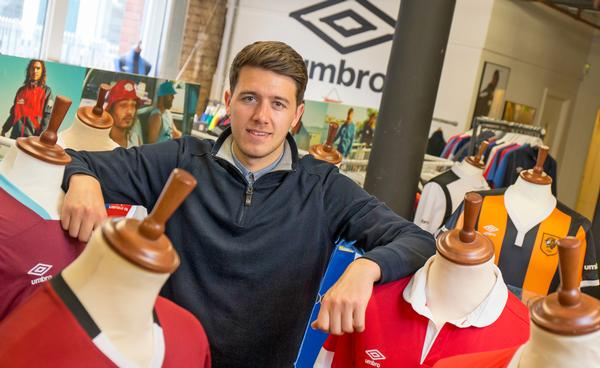 UMBRO's head of marketing Jonathan McCourt stressed the importance of customer-centricity