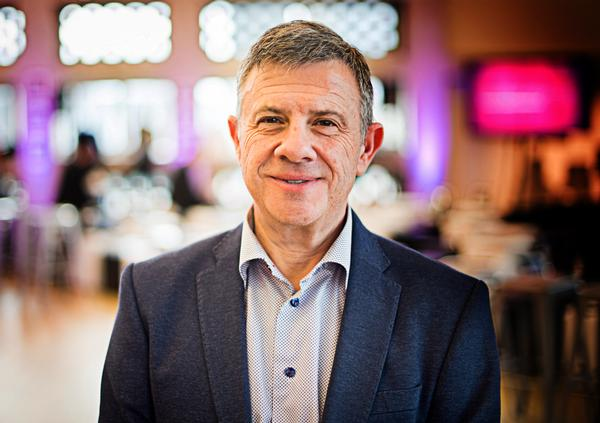 Vitality CEO  Neville Koopowitz / Photo: VITALITY