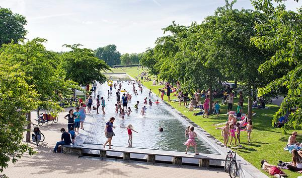 Cultuurpark Westergasfabriek was a defining project