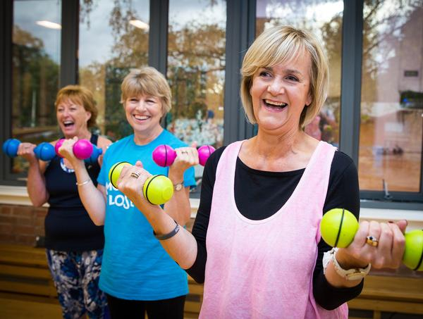 Older people look for more connection, community and conversation in the gym