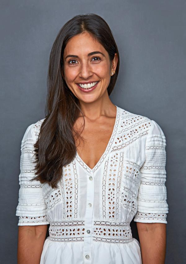 Rebecca Parekh