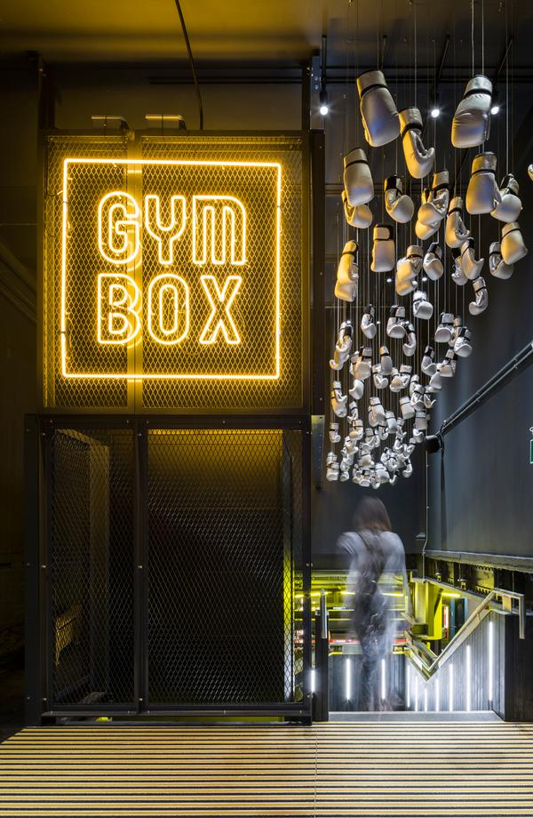 Gym Box in the UK has carved out a distinctive position