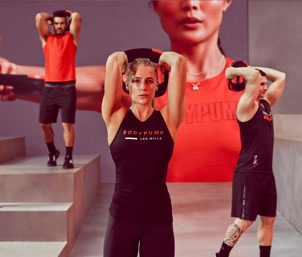 The study looked at a range of synchronised workout programmes