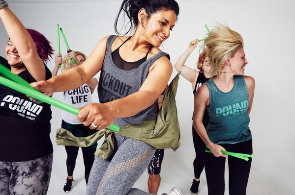Pound Fit now has over 19,000 instructors globally