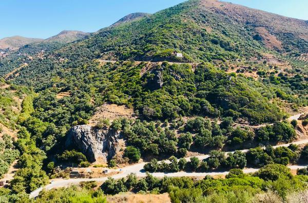 Digme Retreats are held in Crete and Sicily