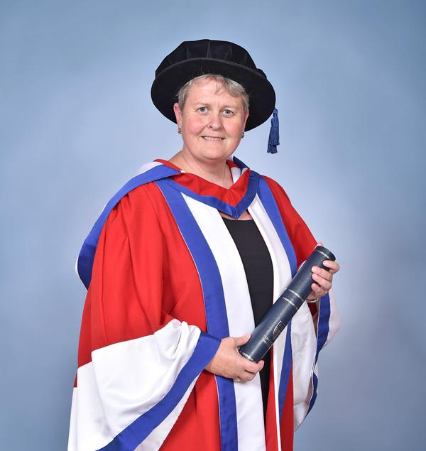 In 2019, Wainwright was awarded an honorary doctorate by the University of Bedfordshire