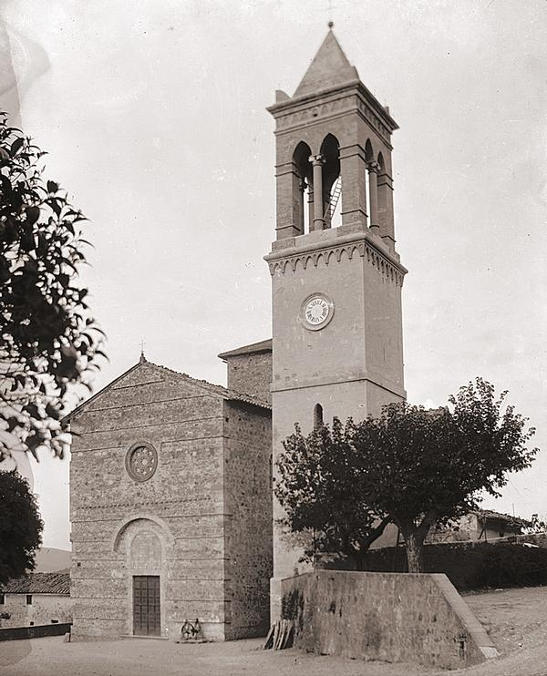 Cucinelli restored the church