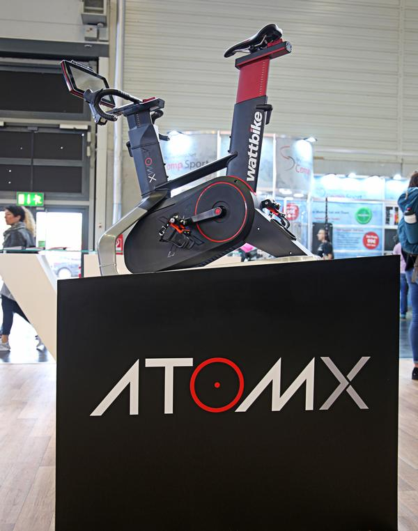 The 'immersive' Atom X from Wattbike