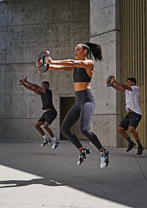 Young people in this demographic are heavily influenced by social media / PHOTO: COURTESY OF LES MILLS