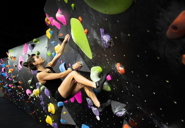 A new club in Brooklyn, New York will be a high-end, multi-modality hybrid facility, with three boutique studios, traditional group fitness, an open gym area and a recovery space, plus a climbing experience