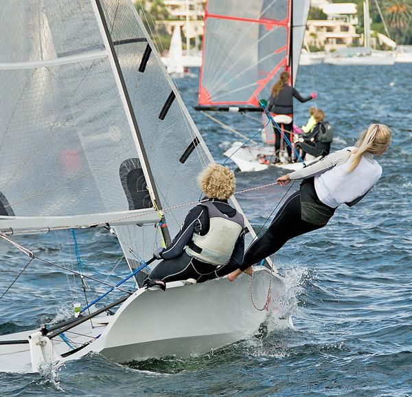 UK nationals in seasonal sports such as sailing need flexible immigration / © shutterstock/sunnypicsoz
