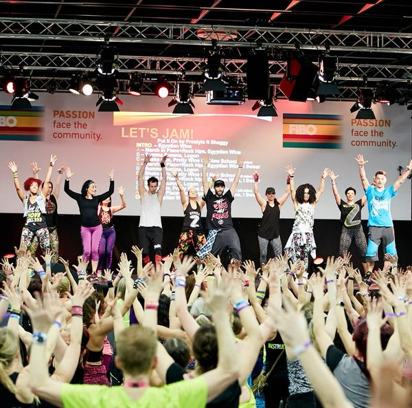 Frank is proud that FIBO is the place for international networking, innovation and inspiration