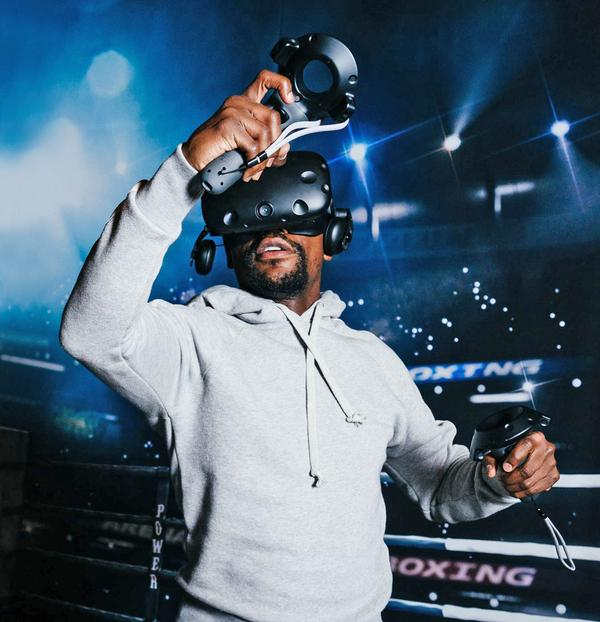 Floyd Mayweather Jr. is in the process of setting up a chain of fitness clubs