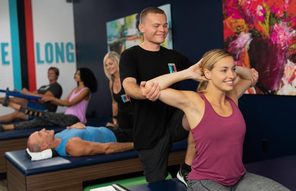 StretchLab was one of the fitness brands acquired by Xponential between 2016-18