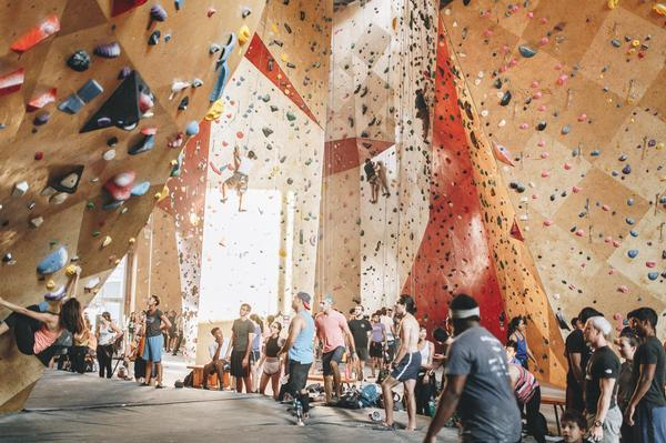 The original Brooklyn Boulders sites are huge spaces with 60ft ceilings, but the new BKBX clubs will be smaller and easier to roll out.  The company has had investment backing from North Castle Partners