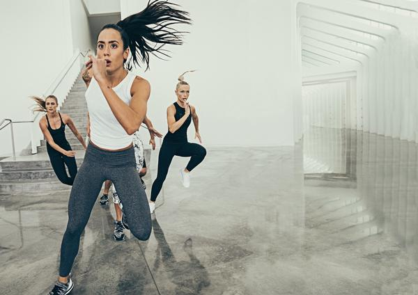 Gen Zers are already open to the idea of being active, making them a prime group to target / PHOTO: COURTESY OF LES MILLS
