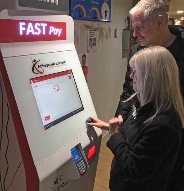 Abbeycroft Leisure introduced Legend's self-service kiosks