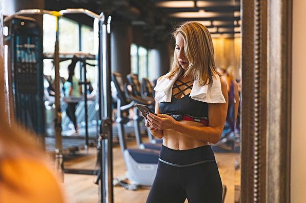 Health clubs can replace plastic membership cards with an electronic version on the Myzone app