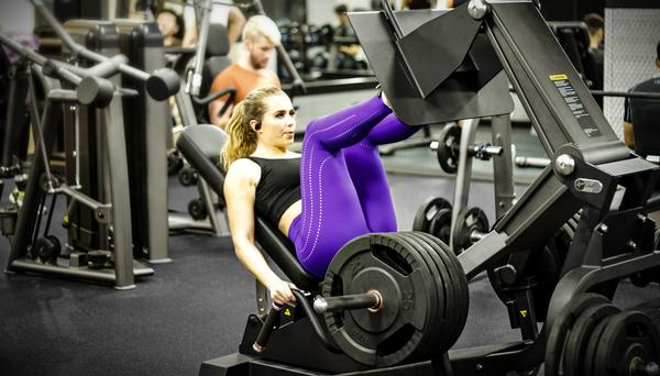 Pulse Fitness transformed the university gym into a 120-station fitness space