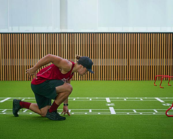 Wetton and Freeman wanted to create a fitness offering that would cover every fitness level and training outcome