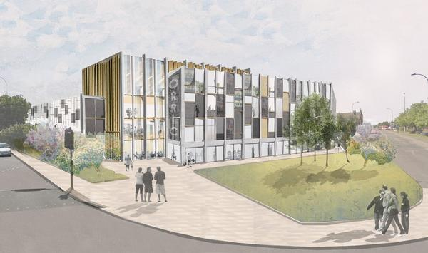 Future facilities at the site will include the Orthopaedic and Rehabilitation Research Centre