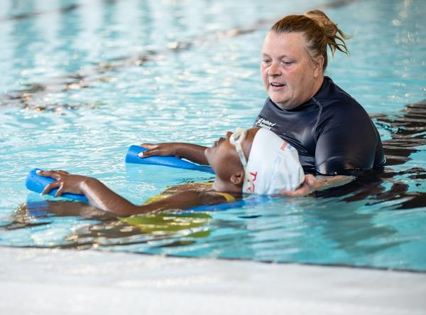 Fitness instructors can take the Aquatic Activity for Health qualification