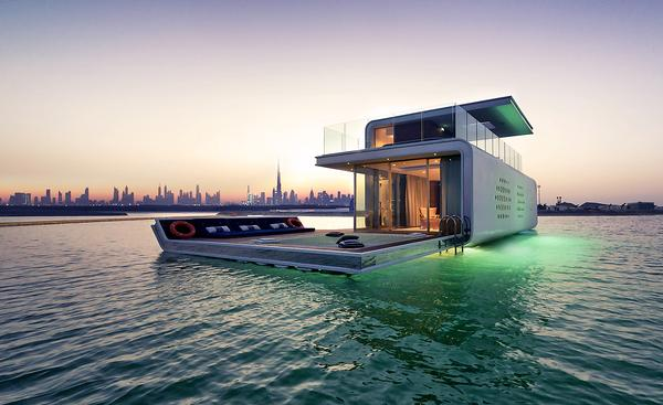 The Kleindienst Group's Floating Seahorse / Image: The Kleindienst Group