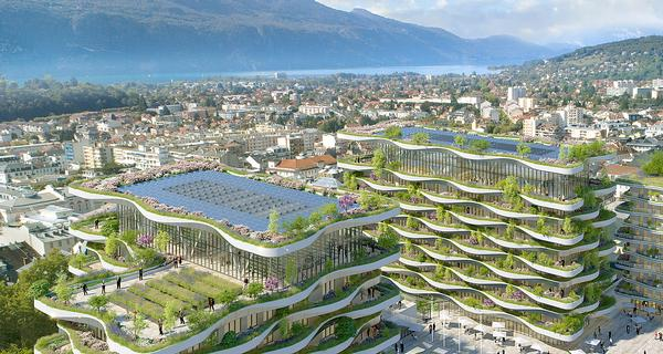 CLAD people: Vincent Callebaut