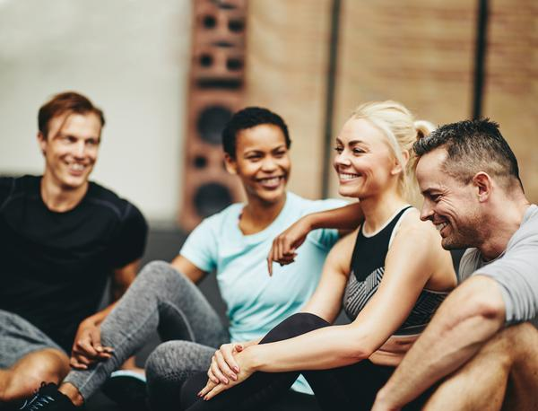 Offering joint memberships  to friends and housemates  can boost retention / PHOTO: SHUTTERSTOCK/FLAMINGO IMAGES