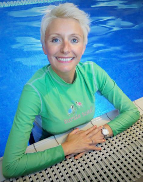 Zoe Saccoccio, Owner, Turtle Tots West Yorkshire