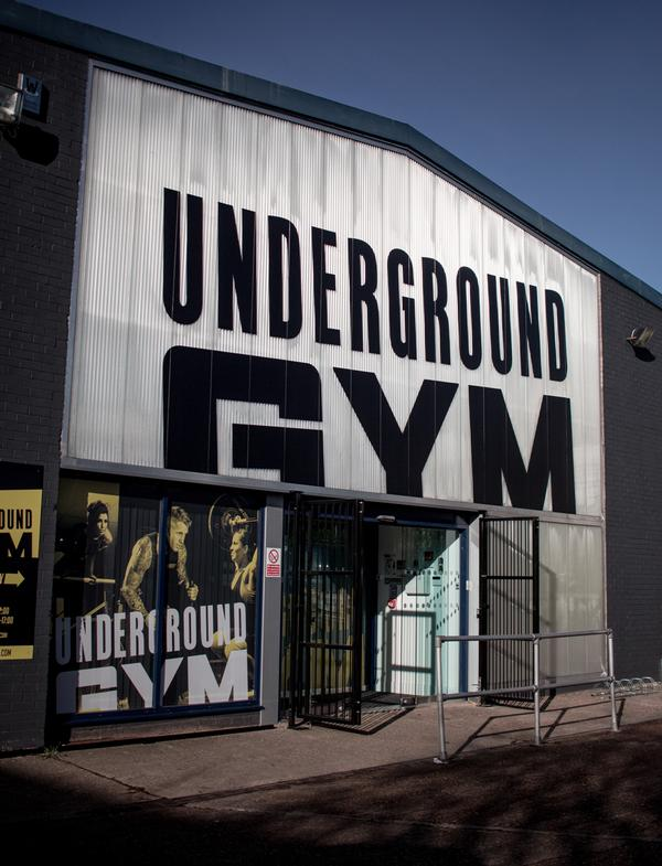 The Underground Gym offers a combination of combat, strength and Parkour/calisthenics