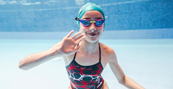 Currently, only 45 per cent of 11 year olds are able to swim 25 metres