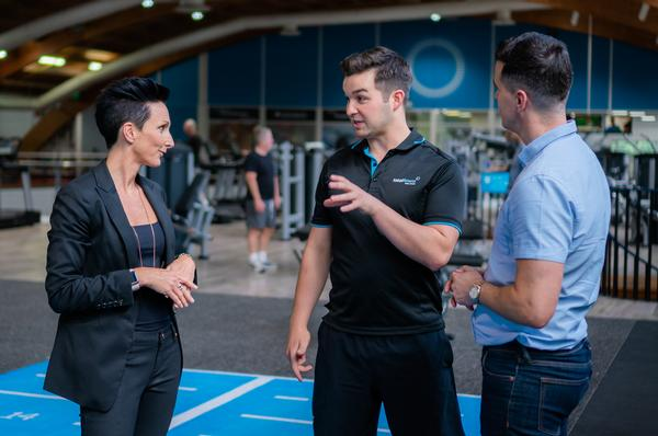 The fitness product in Total Fitness stills needs some serious investment, says Lawlor, but first it's important to define the fitness philosophy that underpins the brand's purpose