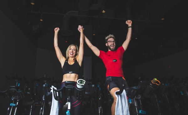 Myzone wants to reward members who work hard inside and outside of the gym
