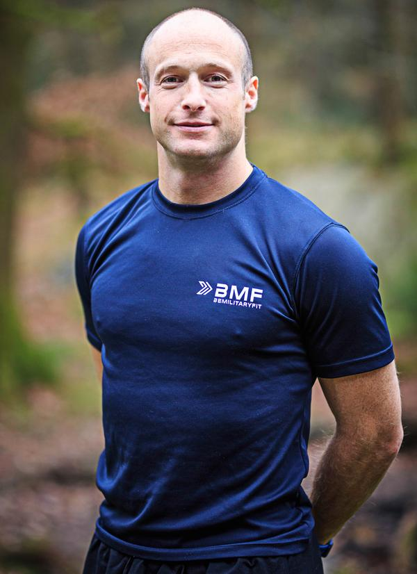 Tommy Matthews became MD of BMF when it was acquired by private  equity firm NM Capital in 2018