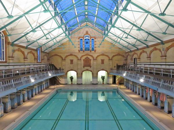 Historic pools can, with the right marketing, become destination cultural attractions, says Wright