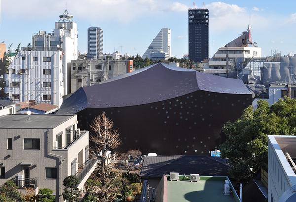 The Za-Koenji Public Theatre in Tokyo