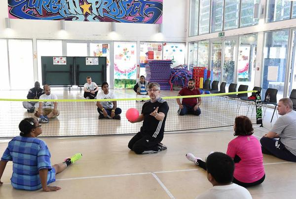 Less than half of disabled people feel they are given the opportunities they need to be active