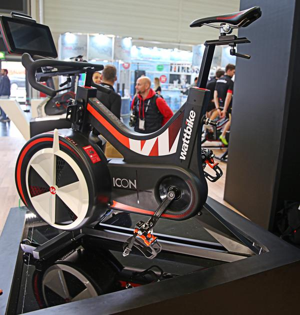 The new Wattbike Icon gives performance feedback