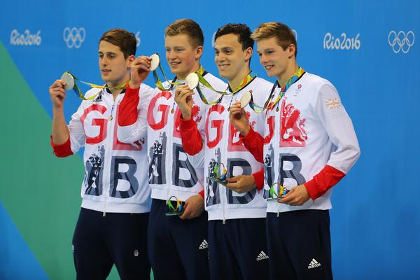 Major events can have an impact on participation – Swim England saw a big increase in its website traffic after Rio 2016 / © shutterstock/Leonard Zhukovsky