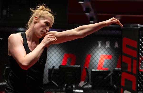 DFC's energy and enthusiasm made them the perfect partner for UFC GYM