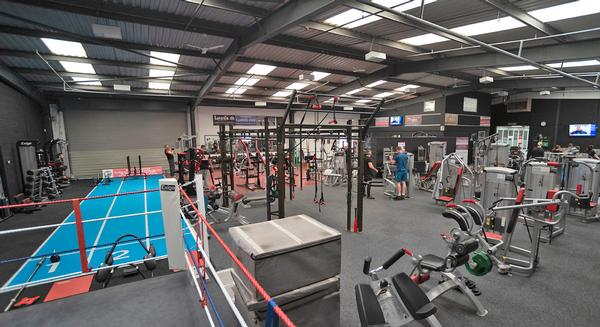 The trust's Marl Pits centre was extended in 2013, adding a gym and fitness studio