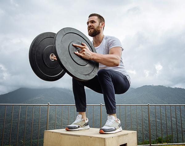 Weight bearing activity is vital for bone health / PHOTO: SHUTTERSTOCK.COM